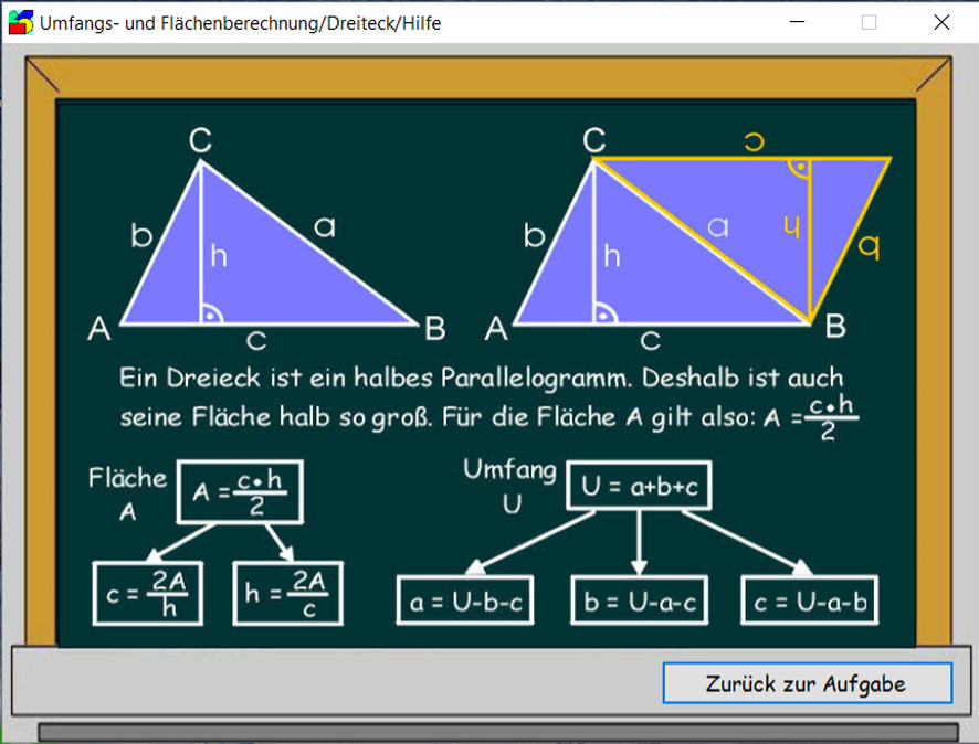 Ungewöhnlich Fläche Des Dreiecks Trigonometrie Arbeitsblatt Bilder ...